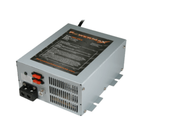 Using a PowerMax AC to DC Converter Charger With Battle Born Batteries