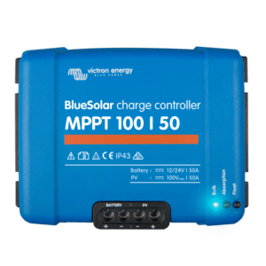 BlueSolar MPPT 100/50 Charge Controller