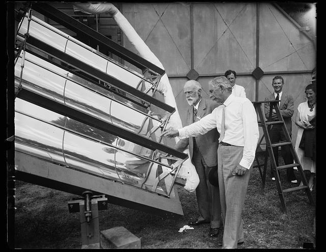 Solar Engine 1935